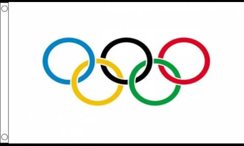 Olympia lippu 150x90