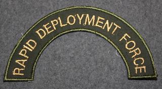 Rapid Deployment Force, Suomen Kansainvälinen Valmiusjoukko