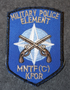 Finnish KFOR ( kosovo force ) patch, MIlitary police element, MNTF