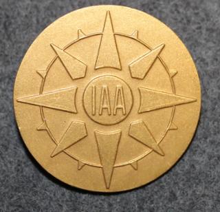IAA ( International Advertising Association ) World Congress, Tukholma 1963