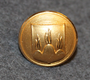 Västmanlands läns landsting. Swedish regional administration, 20mm gilt, cap button