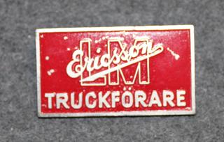 LM Ericsson, Truckförare, trukkikuski.