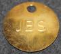 JBS, Jakobssons Svets & Smide AB, seppä. 30mm