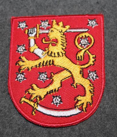 Suomen Vaakuna, hihamerkki