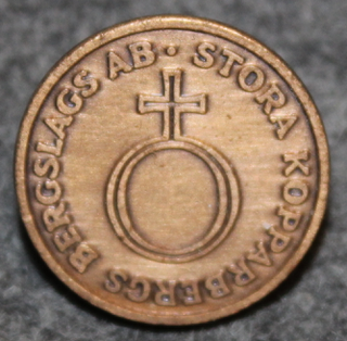 Stora Kopparbergs Bergslags AB < 1984. 18mm