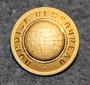 Nordisk Resebureu, matkatoimisto, 24mm kullattu
