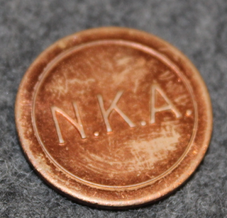 Nordiska Kullager AB, NKA 1, 1915-1921, laakereiden valmistaja