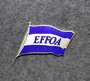 Effoa, shipping company, cap badge, LAST IN STCOK