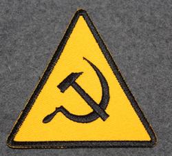 Kommunismia, hihamerkki