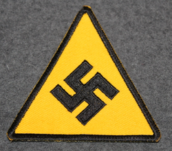 Nazism, sew on patch