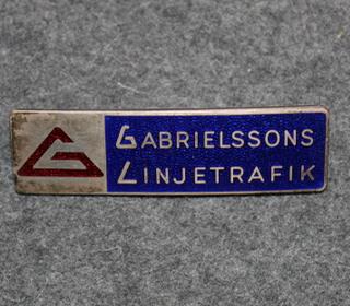 Gabrielssons Linjetrafik, Uumaja, bussiyhtiö