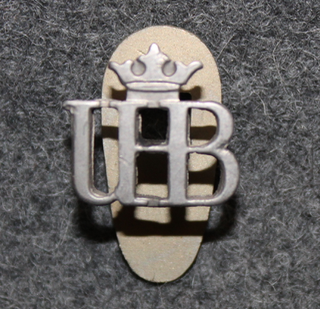 Uddeholms AB, teräksen valmistaja. Iso