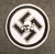 Waffen SS Danzig, sew on patch