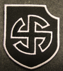 5th SS Panzer Division Wiking, sew on patch