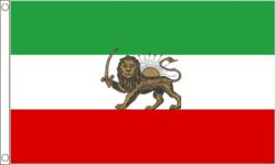 Iran / Persia, lippu 150x90cm
