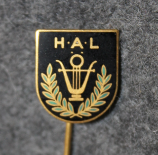 HAL, högre allmänna läroverkets idrottsförening, örnsköldsvik. ( Nolaskolan )