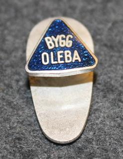 Bygg Oleba, rakennusliike, 1922-1972