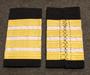 Epaulettes / Rank Slides, Finnish Merchant navy. White