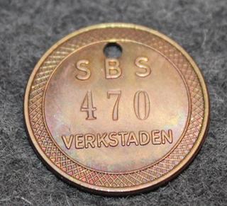 SBS, Stockholms Bomullsspinneri & Väfveri, verkstaderna. Puuvillakehräämö