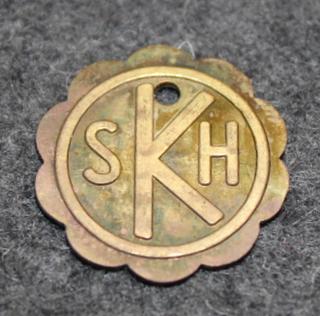 SKH Konsum Söderhamn, 1 LIT Flaskmj. Osuusliike