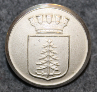 Hedemora kommun. Ruotsalainen kunta, 22mm