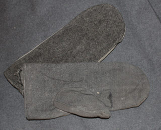 Reinforced Mittens, Finnish Army M/42, ww2