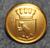 Härnösands kommun. Ruotsalainen kunta, 13mm kullattu