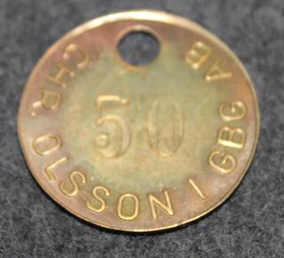 Chr. Olsson i Göteborg AB