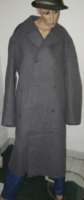 Greatcoat, Finnish Army M/65, gray.