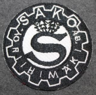 Oy SAKO Ab, Riihimäki.