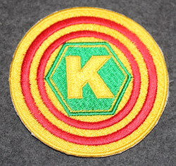 Kesoil, finnish petrol station chain. 1949-1995