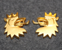 Swedish South Scania Regiment, Södra skånska regementet, regimental badges.
