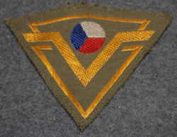 Army patch, Czechoslovakia?