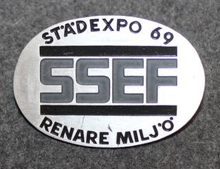 Städexpo 69, SSEF, Renare Miljö