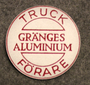 Truckförare, Gränges aluminium. Trukkikuski