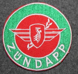 Zündapp, moottoripyörien valmistaja