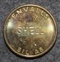 Envalls Bil Ab, Shell, bensiinirahake