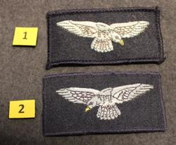 RAF, hihakotka.