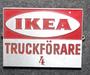 IKEA Truckförare 4. Trukkikuski