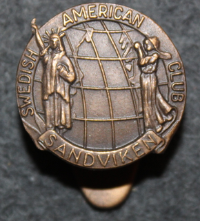 Swedish American club, Sandviken
