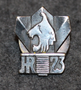Regimetal badge, Infantry regiment 23