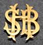 Svenska Handelsbanken SHB, Säästöpankki, univormutunnus / satiainen