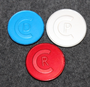 Caltex Oil AB, fuel coins.