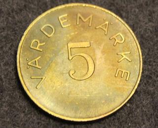 Värdemärke 5
