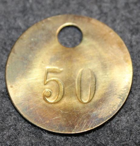 Carlströms Mek. Service, Stockholm. 50