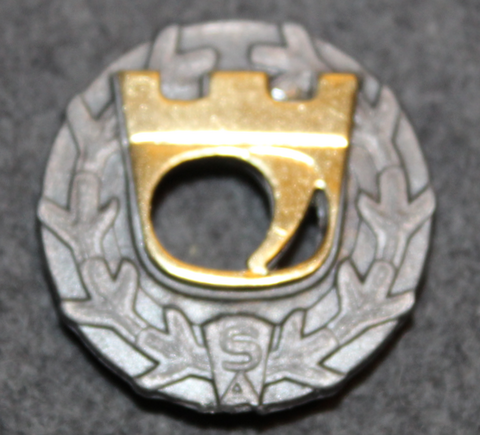 Marksmans achievement badge, Finnish Army