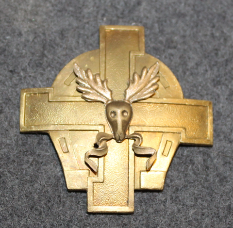 Tavastia cavalry battalion, regimental award, parts. Finnish Army