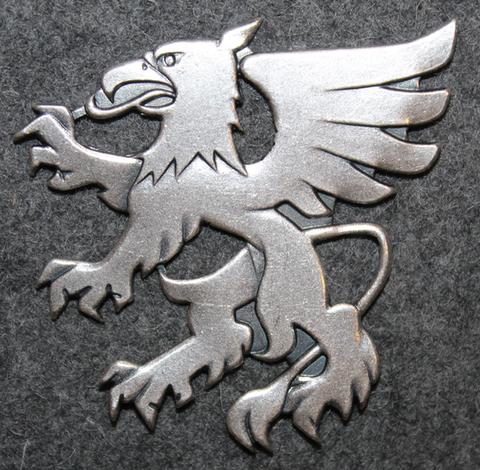 Maavoimien Helikopterijoukkojen barettimerkki.