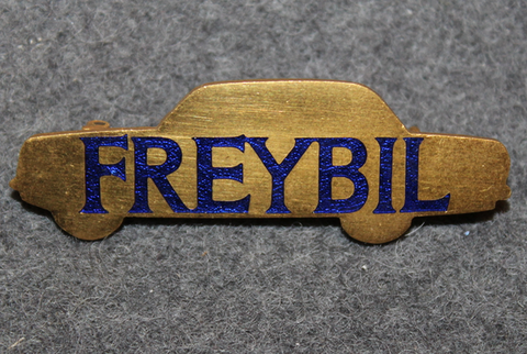 Hyrverks- Aktiebolaget Frey, Freybil, limusiini ja hotelliyhtiö.