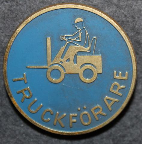 Truckförare, trukkikuski